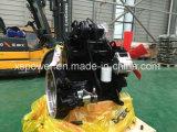 motor diesel del sector de la construcción de 4BTA3.9-C80 Dcec Cummins para el excavador picador, niveladora, carretilla elevadora, cargador, grúa, rodillo, pavimentadora, barrendero de la nieve, retroexcavadora