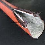 Silikonumhüllte Fiberglas-Isolierungs-Hochtemperaturhülse