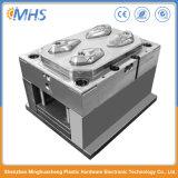 Elektronische Präzisions-einzelne Kammer-Plastikteil-Spritzen