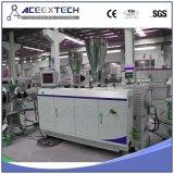 Pipe jumelle en plastique de la vis Extruder/PVC faisant la machine