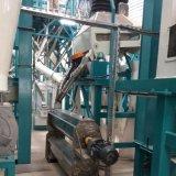Máquina de moedura de trituração do milho do milho para África com PLC (150ton/24h)