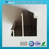 6063 درجة ألومنيوم قطاع جانبيّ لأنّ صنع وفقا لطلب الزّبون نافذة باب