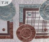 Ткань украшения синеля Gemotrical для Южной Америки