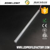 L'indicatore luminoso lineare del LED per le mensole delle merci vende al dettaglio la visualizzazione di schiocco del dispositivo, l'indicatore luminoso rigido DMX Sxs18 della barra del LED