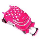 Девочки школьного рюкзак тележка школы Bookbag подушек безопасности