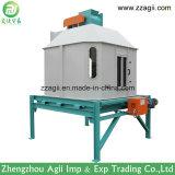 машина деревянной лепешки охладителя лепешки питания 1t/H охлаждая
