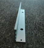 Extrusion Profil en alliage aluminium/aluminium pour la construction