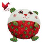 中国の工場ソファーのための安いプラシ天のクリスマスの枕