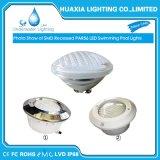 luz subacuática de 35watts 12V PAR56 LED para la piscina con la cubierta