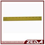 Порошковое покрытие метрических дюймовых градация алюминиевых линейки профессиональных поставщиков