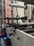 Печатная машина Flexo ярлыка с умирает вырезывание и разрезать
