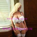 muñeca realista bronceada el 171cm del sexo del silicón de la TPE del sexo del color de piel que fuma