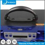 Миниый беспроволочный диктор Bluetooth портативный с радиоим поддержки FM