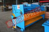 L'Inde sur le marché Machine de découpe en acier inoxydable en aluminium/acier doux de la machine de cisaillement