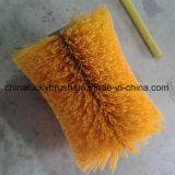 Cepillo irregular material de los PP para el barrendero de camino (YY-220)