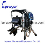 Matériel électrique à haute pression de peinture avec la pompe à piston
