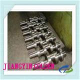 O SAE 4340 forjou o eixo de manivela de aço