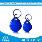 Förderndes kundenspezifisches Firmenzeichen-Drucken RFID Keyfob Keychain