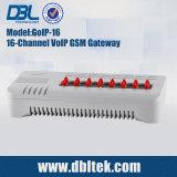 DBL 16 포트 VoIP GSM 게이트웨이 GoIP-16 외침 종료 (GoIP-16)