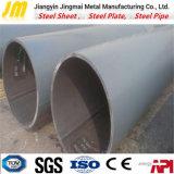 Tubo d'acciaio quadrato/tubo della sezione vuota saldato ERW del tondo