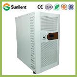 再生可能エネルギーシステムのための220V 380V10kwの三相ハイブリッド太陽インバーター
