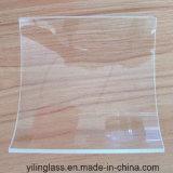 3mm-19mm endurecida vidrio extra claro