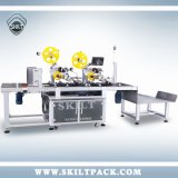 Automatische Teebeutel-Oberflächenetikettiermaschine für Kleidungs-Marke und Karte