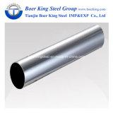 Tubo saldato dell'acciaio inossidabile utilizzato sul corrimano