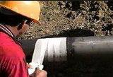 Activação de água do tubo de resina de poliuretano bandagem de reparação de Kits de Reparo de Vazamento do tubo