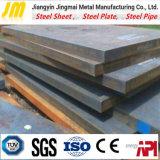 Plaque en acier pour des matériaux de construction, tôle ondulée en acier de construction