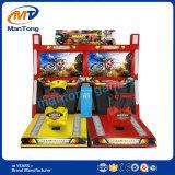 De interactieve Machine van het Spel van de Arcade van de Simulator van Luxuly Moto
