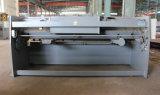 Máquina que pela del CNC de la placa de acero de la viga hidráulica del oscilación