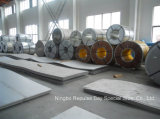 Une résistance à la traction plus élevée et de bonnes plaques d'acier inoxydable de Formability (410S/410L)