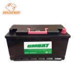 OEM свинцово-кислотного аккумулятора без необходимости технического обслуживания автомобилей DIN 88AH 58815
