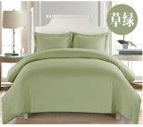Китай производителя качество питания удобные вышивкой из полированного одеяло из микрофибры набор крышки