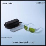 Alexandrite、808&980nmダイオード、ND: LaserpairからのYAGのレーザーの安全ガラス
