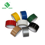 Kundenspezifisches silbernes Tuch-Leitung-Band-Karton-Paket-Band