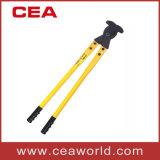De lange Snijder van de Kabel van het Wapen voor het Snijden van Kabel Copper&Aluminum (hs-125, LK250, LK500)