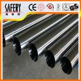 Tubo redondo del acero inoxidable (AISI 321)