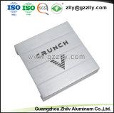 Bunte Aluminium Druckguss-Kühlkörper