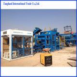 Bloc Qt10-15 automatique faisant le prix de machine dans le matériel du Ghana/construction/brique de construction faisant le matériel/machine de fabrication de brique concrète