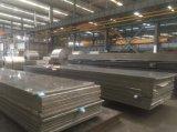 Série 5 plaque en alliage en aluminium pour les pièces du véhicule