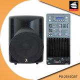 15 Spreker pS-2515cbt van de FM EQ van Bluetooth van de duim de 5baste Actieve PRO