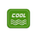 Logo de la marque de haute qualité en relief en PVC Souple 2D personnalisés jeans de marque en caoutchouc de micro-injection
