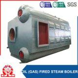 ガス燃焼の蒸気発電機のボイラー