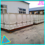 Tanque de água composto da fibra de vidro modular de GRP SMC