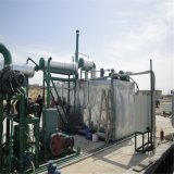 Zsa l'énergie verte en haut de la technologie utilisés/noir/usine de recyclage des déchets d'huile/l'appareil
