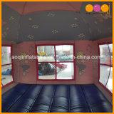 Casa inflable de la despedida del Moonwalk de la bóveda de la danza para los cabritos (AQ303-1)