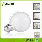 Los certificados de homologación E26 E27 E14 8W 12W 15W Bombilla LED