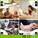 Slimme LEIDENE van WiFi van Lohas Br20 8W E26 Gloeilamp voor de Gecontroleerde Verlichting van het Huis met Smartphone